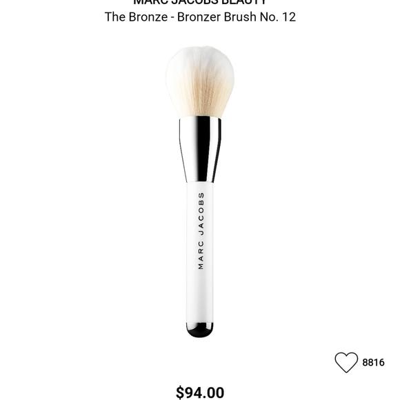 Marc Jacobs Beauty Bronze Brush #12